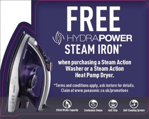 hydrapower iron offer