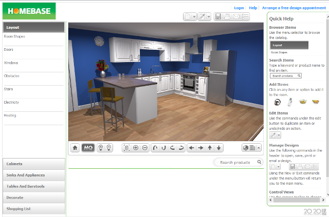 Five Of The Best Online Kitchen Design Apps