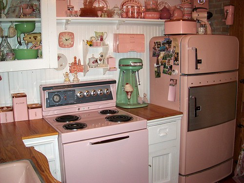 Kitchen Upcycle - Appliance City