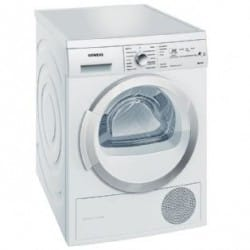 Siemens WT48Y700GB - 8kg IQ-500 Heat Pump Condenser Dryer | Appliance City