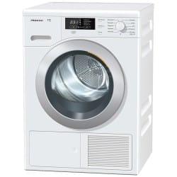 Miele TKB440WP 8kg T1 Heat Pump Condenser Dryer | Appliance City