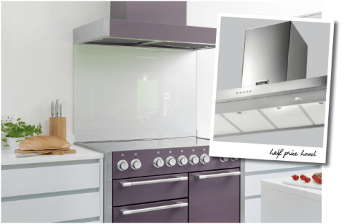 1/2 Price Hoods with Rangemaster, Mercury & Falcon Range Cookers | Appliance City