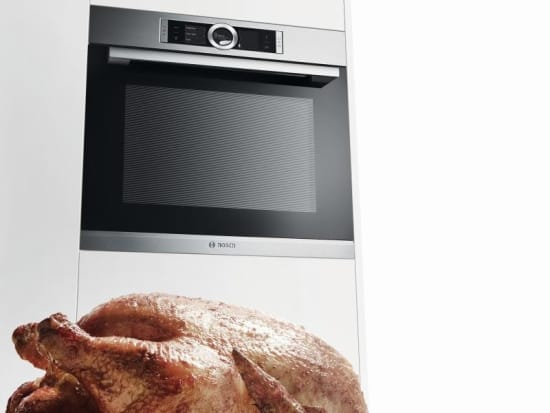 Bosch Serie 8 Oven PerfectRoast - Stainless Steel - Introducing the New Bosch Serie 8 Built-in appliances | Appliance City