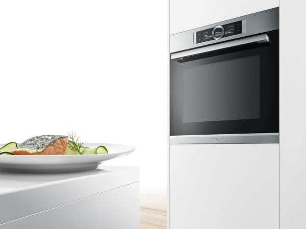 Bosch Serie 8 Oven - Stainless Steel - Introducing the New Bosch Serie 8 Built-in appliances | Appliance City