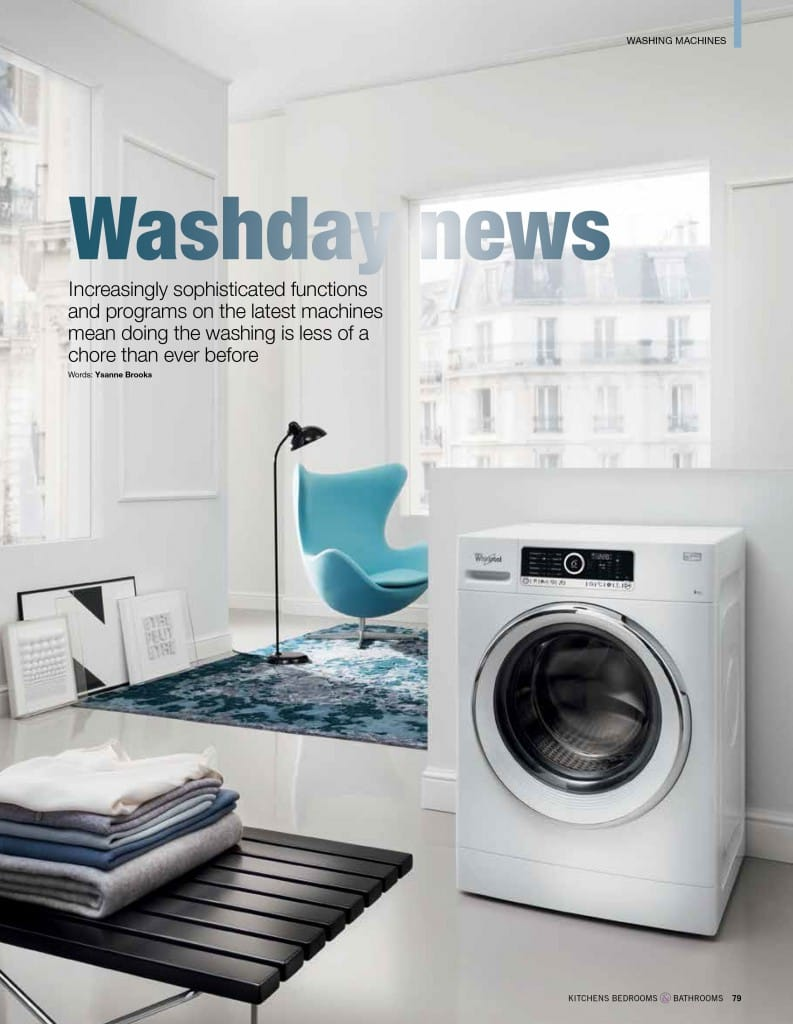 Download the article here! Appliance City in Kitchens, Bedrooms & Bathrooms Magazine : May 2015