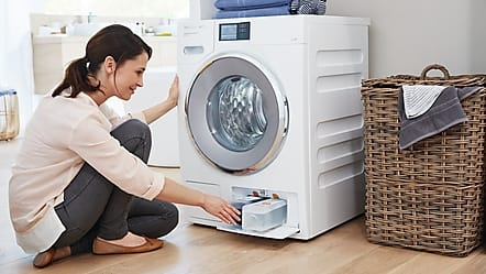 Free Miele detergent for a year!