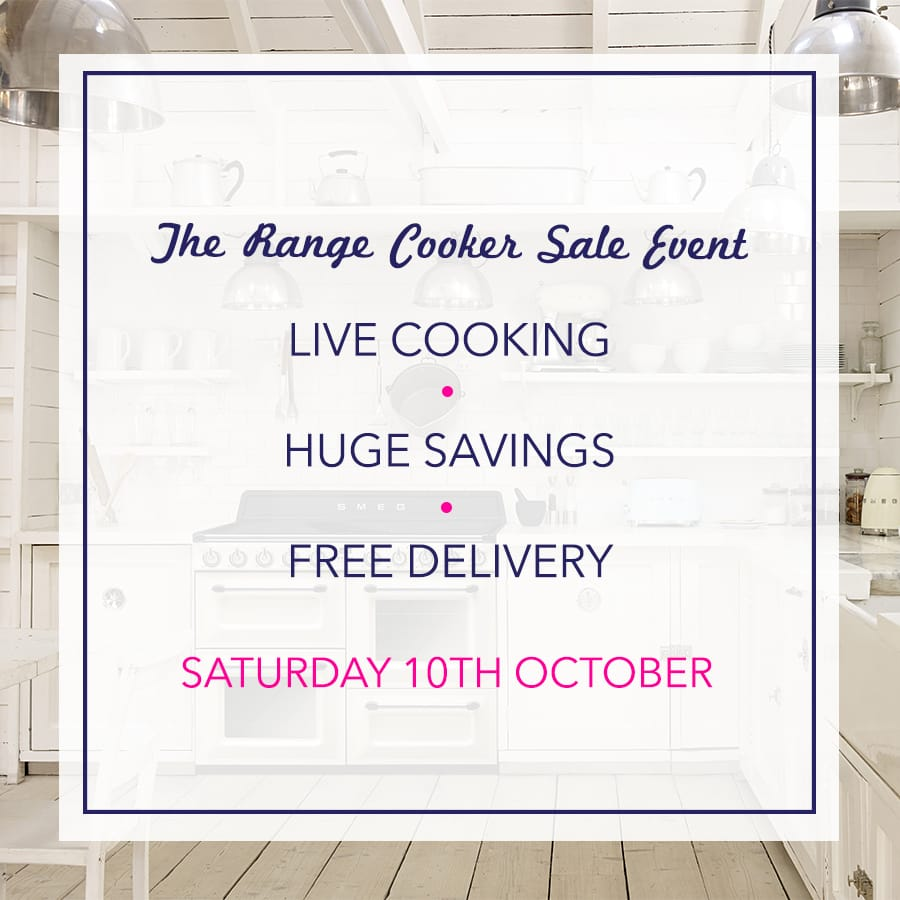 Range Cooker Sale Event | appliance City