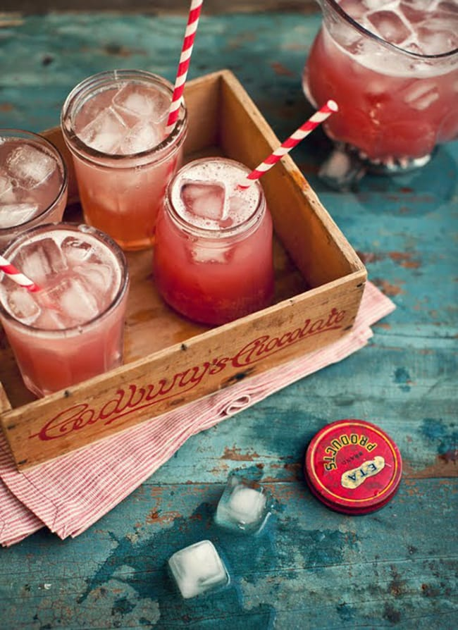 Apple, Ginger & Cranberry Punch. National Punch Day! | Appliance City - Recipes