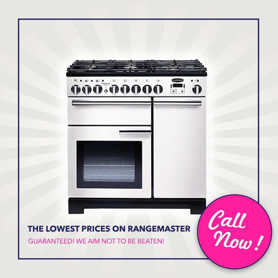 Rangemaster Sale - The Range Cooker Sale Event | Appliance City