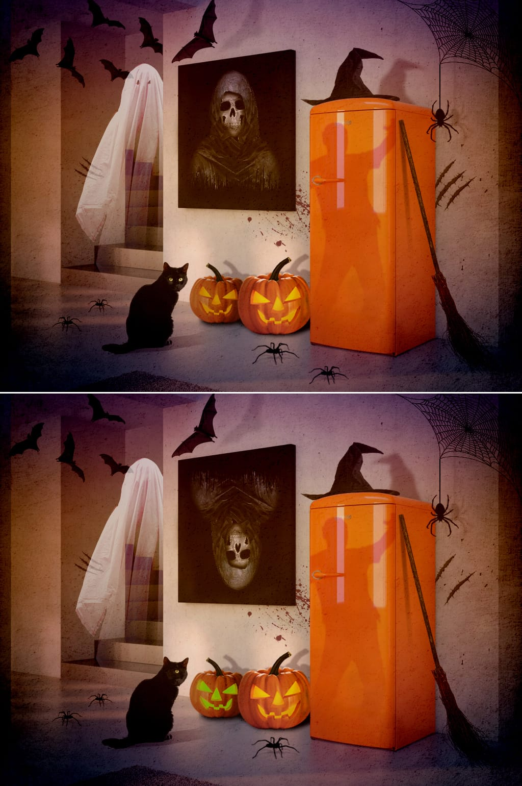 Halloween Spot The Difference - Gorenje | Appliance City