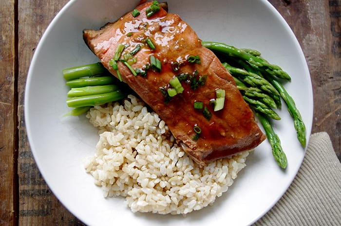 Appliance City - National Seafood Week - Salmon Recipe