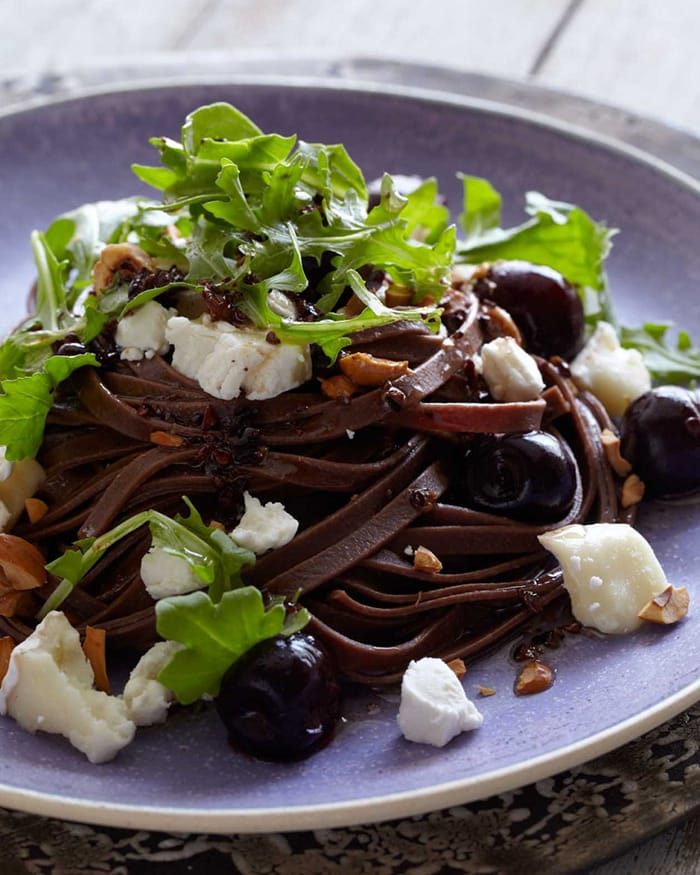 Appliance City - National Chocolate Week - Savoury Chocolate Pasta