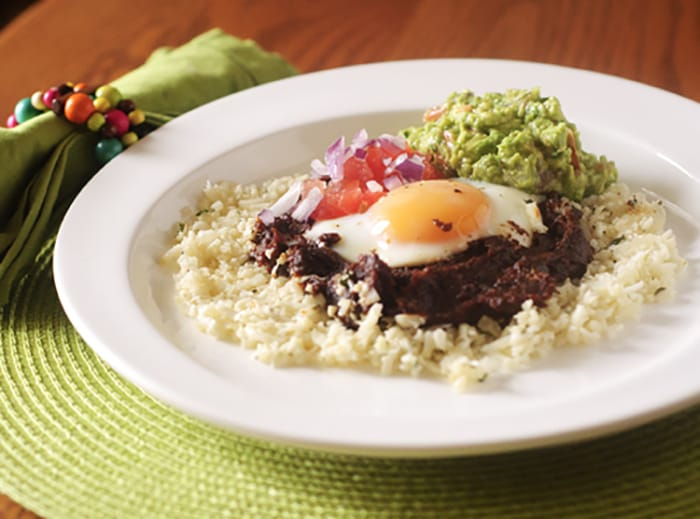 Appliance City - Mole Recipes - Poached Eggs and Mole - National Chocolate week