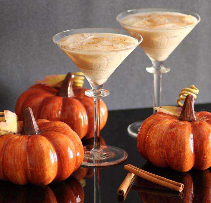 Appliance City - Recipes - Halloween Cocktail - Pumpkin Spice Margarita