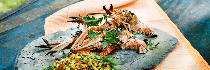 Appliance City - National Seafood Week - Langoustine Recipe