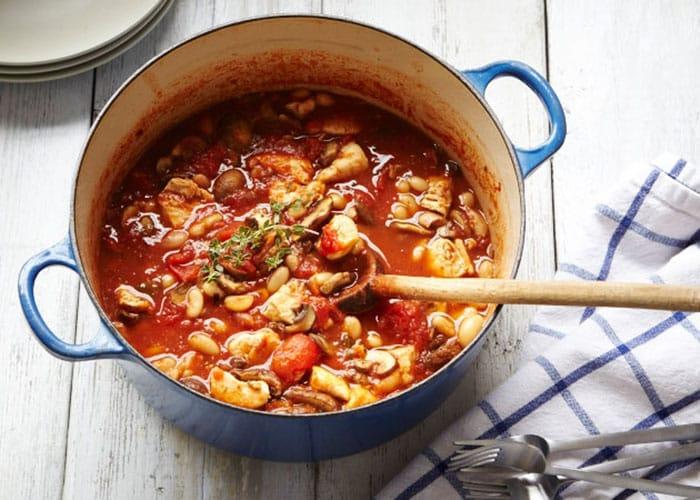 Appliance City - Chicken Cacciatore Day - One Pot Chicken Cacciatore Recipe