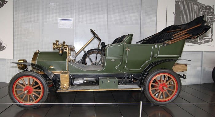 AEG - Neue Automobil Gesellschaft