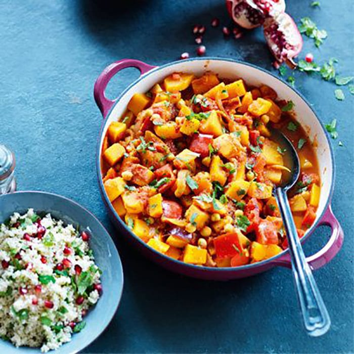 Slim down Season - Recipes - Appliance City - Moroccan Vegetable Tagine