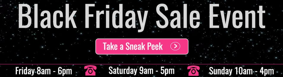 Black Friday SneakPeek