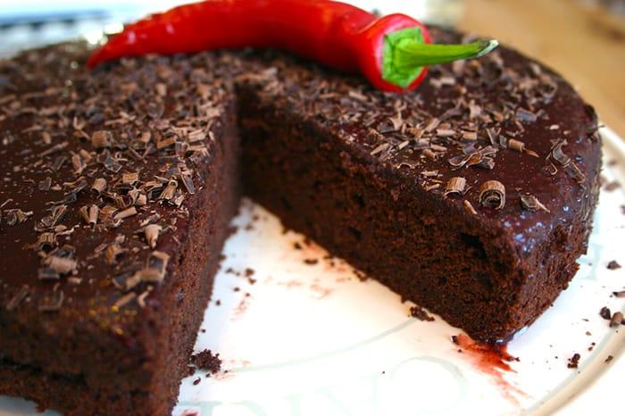 Appliance City - Recipes - Chilli Chocolate Orange Cake