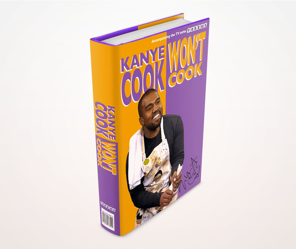 kanye west cookbook