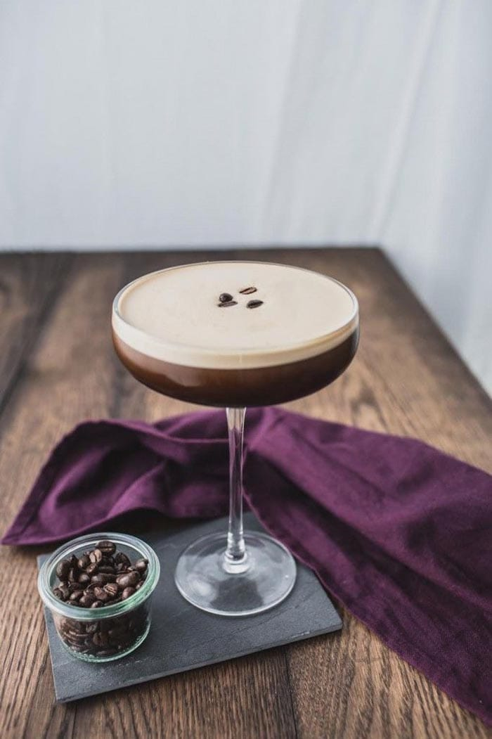 Cocktails and hangover cures - recipes - espresso martini - appliance City