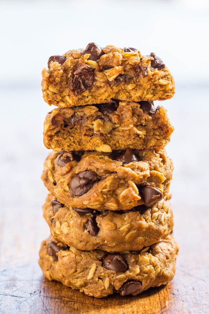 Cookie Day - Recipes - Pumpkin Oatmeal Cookies - Appliance City