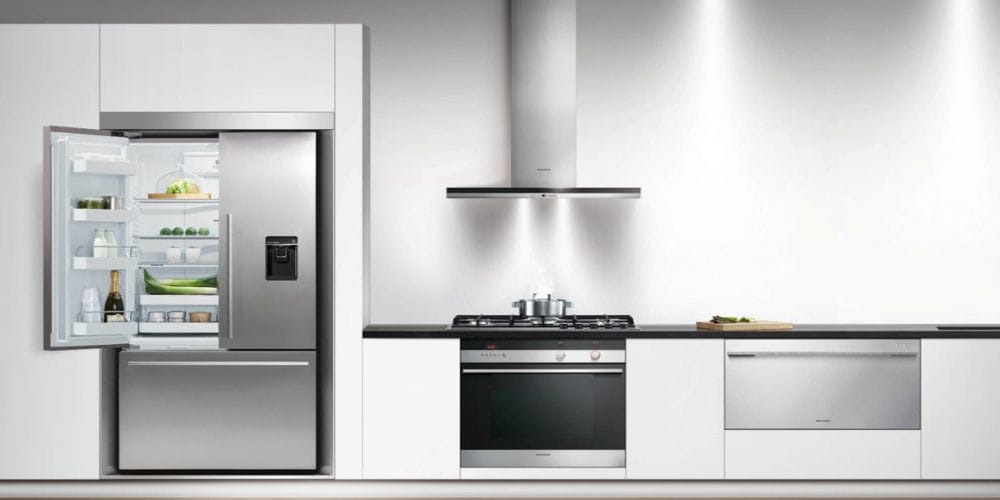Fisher&Paykel refrigeration example