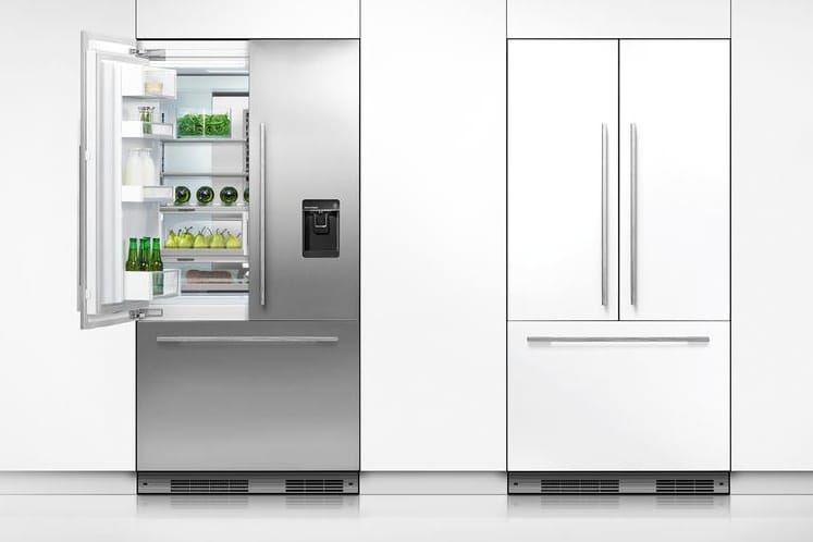 Fisher&Paykel Built-In Fridge example