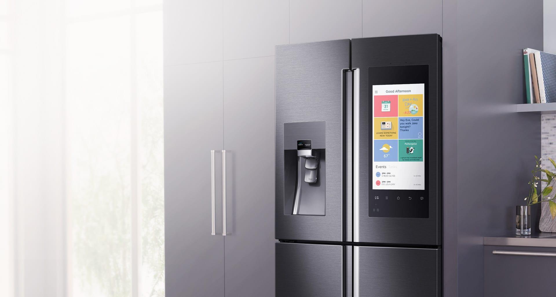 Samsung American Fridge Freezers