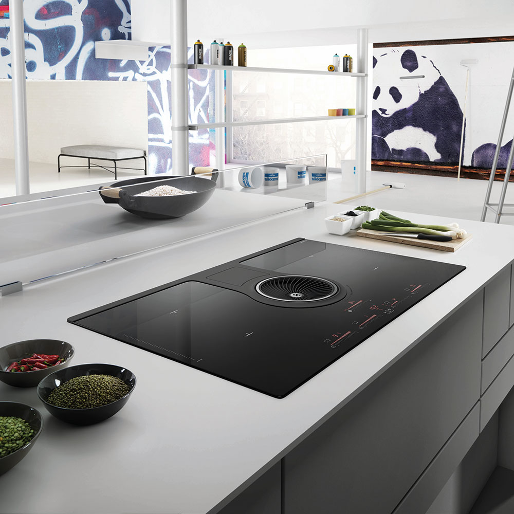 Elica: a hob and a hood in one... - Appliance City
